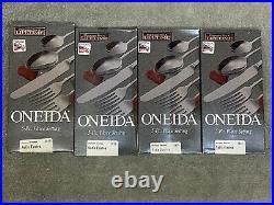Oneida Easton Heirloom Satin Stainless 18/10 flatware 20 pieces