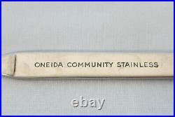 Oneida International Stainless Flatware Isabella 38 pieces total