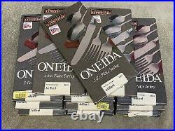 Oneida Juilliard 18/10 Stainless steel USA flatware 60 pieces