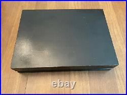 Oneida MICHELANGELO Cube Stainless Flatware Set Service for 12 62 Piece
