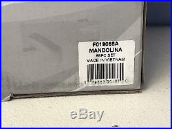 Oneida Mandolina 65-Piece Flatware Set, Service for 12 New