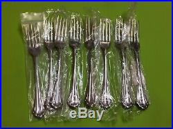 Oneida Marquette community stainless cube USA flatware