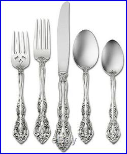 Oneida Michelangelo 18/10 Stainless 20 Piece Flatware Set, Service for 4