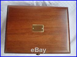 Oneida Michelangelo Stainless Steel 12 Place Setting Flatware Set In Wood Case B