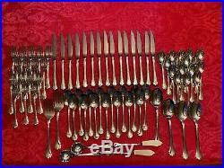 Oneida Midtowne Stainless Steal Flatwear-72 pieces-EXCELLENT