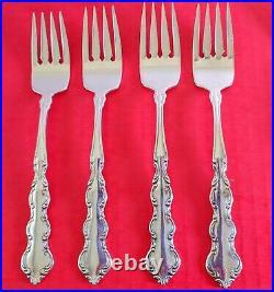 Oneida Mozart Deluxe stainless steel flatware 20 pieces