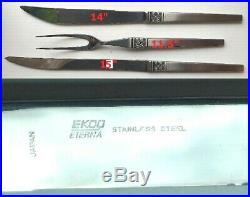 Oneida ROSE PENDANT 108pcs Distinction Deluxe Stainless Flatware set for 13