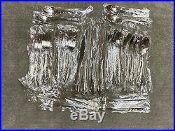 Oneida Raphael Stainless steel flatware 28 pieces