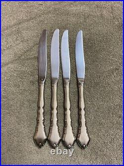 Oneida Satinique Community stainless USA flatware 20 pieces set