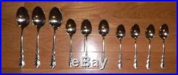 Oneida Shelley Cube silverware flatware 32 PIECES Great deal OVER $640 VALUE