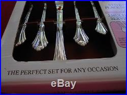 Oneida Stainless BANCROFT FORTUNE 18/8 USA 45 Piece Service for 8 Unused