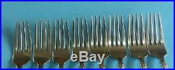 Oneida Stainless Flatware WORDSWORTH Pattern 55 Pc Tray not included