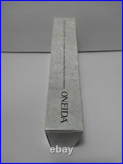 Oneida Stainless MICHELANGELO 20 pc. Service for 4 Made in USA NOS Heirloom