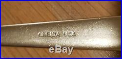 Oneida Stainless SATIN EASTON Flatware Silverware USA Your Choice