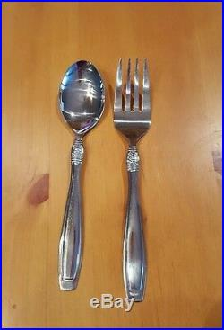 Oneida Stainless Steel Silverware Set Design At Top 79 Pieces China 2-11