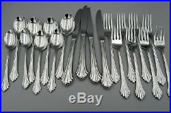 Oneida USA Stainless FORTUNE / BANCROFT Service for Four 20 Pieces