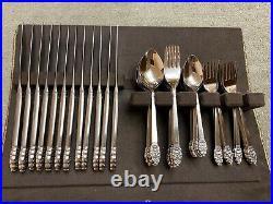 Oneida VINLAND Community Stainless flatware 60 pieces