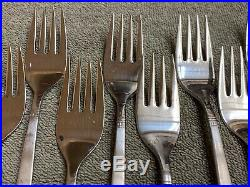 Oneida VINLAND Community Stainless flatware 96 pieces