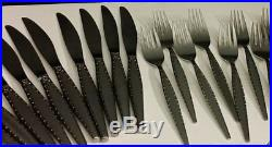 Oneida Venetia Stainless Flatware 10 place setting 52 Pieces total