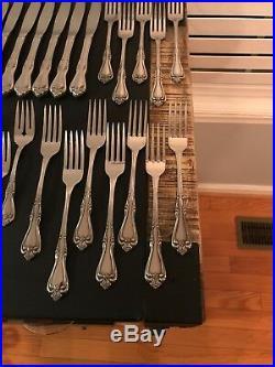 Oneida Wm Dalton Briarwood Stainless Flatware Set Service For 12 60 Pieces