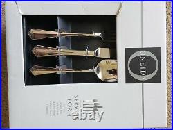 Oneida heirloom stainless julliard 20pc set