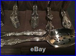 Oneida stainless flatware michelangelo CUBE MARK 45pcs