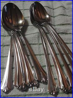 Oneida stainless flatware royal flute