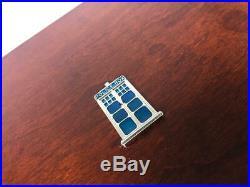 Rare ONEIDA Reed & Barton Doctor Who Dr. Who Tardis Stainless Steel Flatware