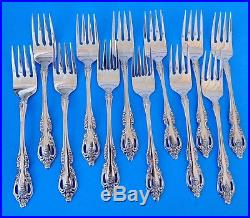 Service for 12 Oneida Community Stainless BRAHMS Flatware 72 PC. Set With Box